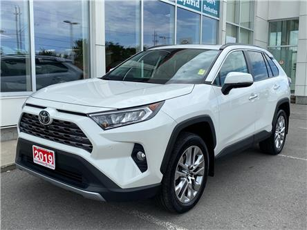 2019 Toyota RAV4 Limited (Stk: W5097) in Cobourg - Image 1 of 30
