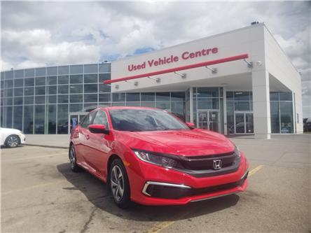 2019 Honda Civic LX (Stk: U204103) in Calgary - Image 1 of 24