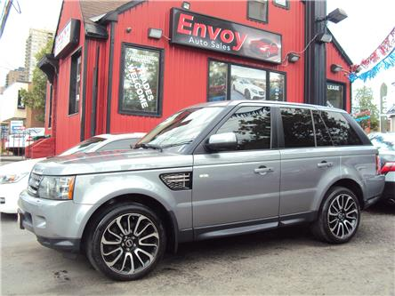 2012 Land Rover Range Rover Sport HSE (Stk: ) in Ottawa - Image 1 of 30