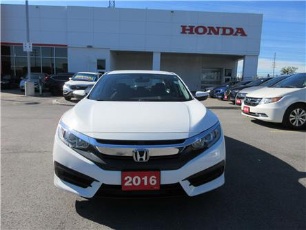 2016 Honda Civic LX (Stk: SS3873) in Ottawa - Image 1 of 10