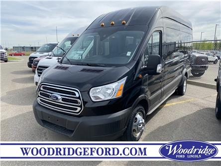 2019 Ford Transit-350 XLT (Stk: K-2488) in Calgary - Image 1 of 4