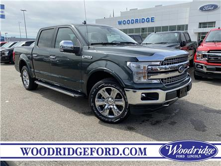 2018 Ford F-150 Lariat (Stk: 30366) in Calgary - Image 1 of 23