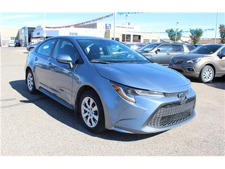 2020 Toyota Corolla  (Stk: 184699) in Medicine Hat - Image 1 of 21
