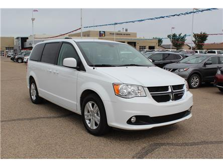 2019 Dodge Grand Caravan GT (Stk: 184702) in Medicine Hat - Image 1 of 27