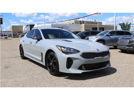 2019 Kia Stinger GT-Line (Stk: 184712) in Medicine Hat - Image 1 of 24