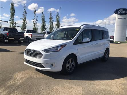 2020 Ford Transit Connect Titanium (Stk: LTR002) in Fort Saskatchewan - Image 1 of 23