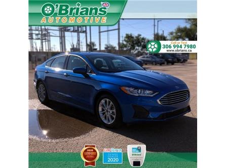 2019 Ford Fusion SE (Stk: 13582A) in Saskatoon - Image 1 of 17