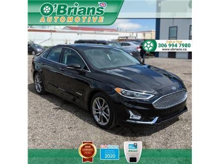 2019 Ford Fusion Hybrid Titanium (Stk: 13599A) in Saskatoon - Image 1 of 24