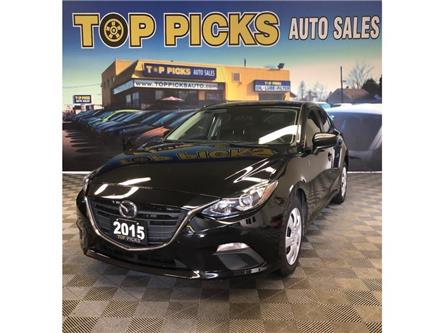 2015 Mazda Mazda3 Sport GX (Stk: 162859) in NORTH BAY - Image 1 of 23