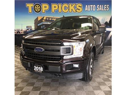 2018 Ford F-150 XLT (Stk: B76470) in NORTH BAY - Image 1 of 29
