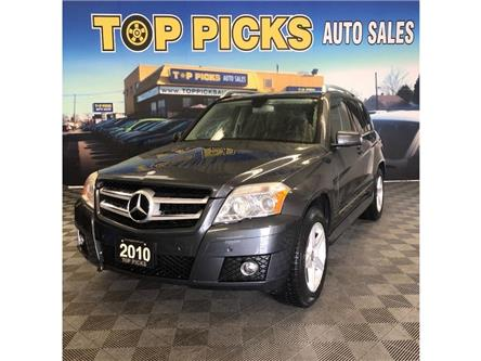 2010 Mercedes-Benz Glk-Class Base (Stk: 450373) in NORTH BAY - Image 1 of 25