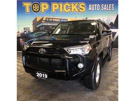 2019 Toyota 4Runner SR5 (Stk: 708406) in NORTH BAY - Image 1 of 27