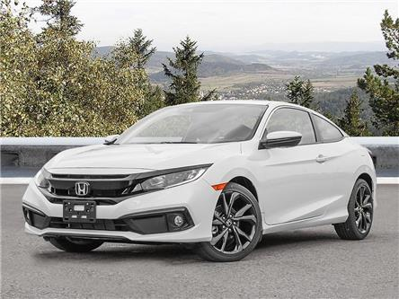 2020 Honda Civic Sport (Stk: 20485) in Milton - Image 1 of 23