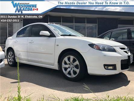 2008 Mazda Mazda3 GT (Stk: 16267A) in Etobicoke - Image 1 of 2
