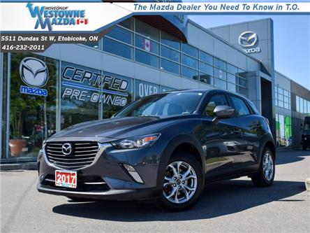 2017 Mazda CX-3 GS (Stk: P4158) in Etobicoke - Image 1 of 28