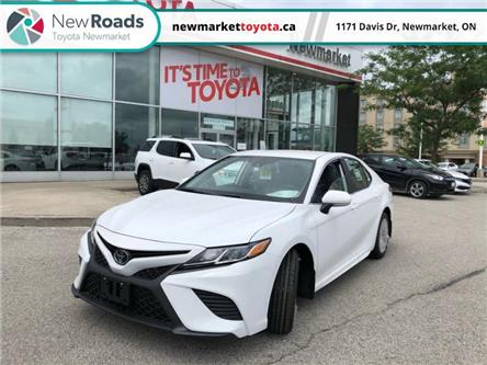 2020 Toyota Camry SE (Stk: 35455) in Newmarket - Image 1 of 19