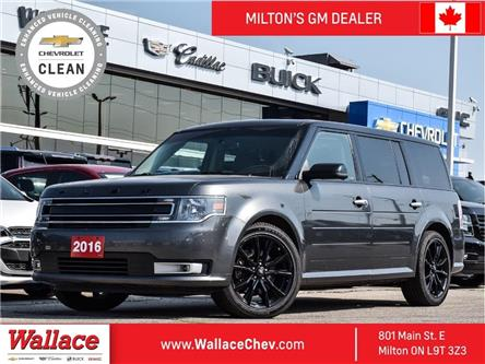 2016 Ford Flex SEL | AWD | 7 PASS | LEATHER | NAVI (Stk: 267395A) in Milton - Image 1 of 24