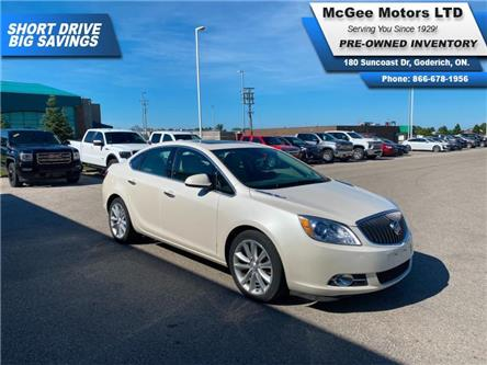 2016 Buick Verano Leather (Stk: 180944) in Goderich - Image 1 of 29
