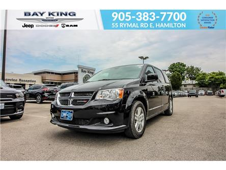 2020 Dodge Grand Caravan Crew (Stk: 203566Z) in Hamilton - Image 1 of 26