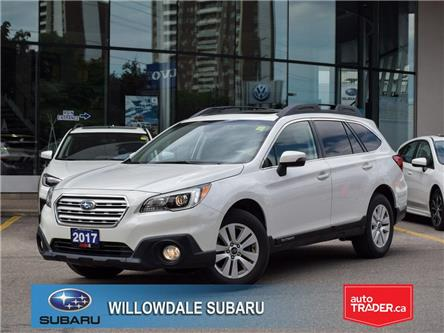 2017 Subaru Outback 5dr Wgn CVT 2.5i Touring w-Tech Pkg>>No accident<< (Stk: P3239) in Toronto - Image 1 of 24