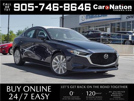 2020 Mazda Mazda3 GS (Stk: HN2636) in Hamilton - Image 1 of 26