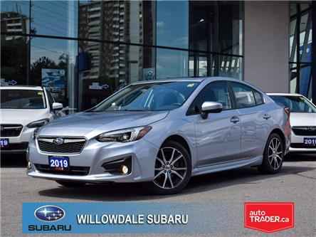 2019 Subaru Impreza 2.0i Sport 4-door Auto >>No accident<< (Stk: P3230A) in Toronto - Image 1 of 26