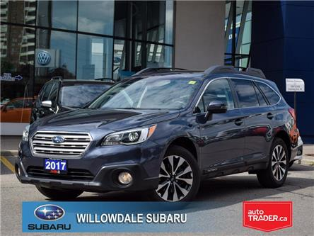 2017 Subaru Outback 5dr Wgn CVT 2.5i Limited w-Tech Pkg >No accident< (Stk: P3241) in Toronto - Image 1 of 26