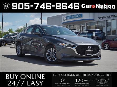 2020 Mazda Mazda3 GS (Stk: HN2637) in Hamilton - Image 1 of 24