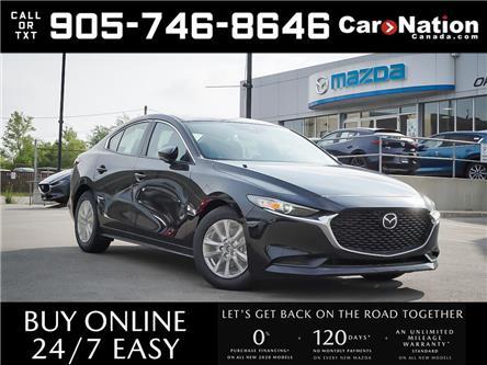 2020 Mazda Mazda3 GS (Stk: HN2651) in Hamilton - Image 1 of 24