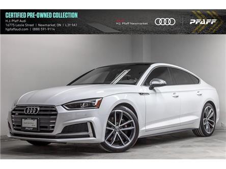 2018 Audi S5 3.0T Progressiv (Stk: 53621) in Newmarket - Image 1 of 22