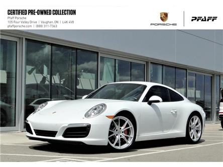 2018 Porsche 911 Carrera S Coupe (991) w/ PDK (Stk: U8838) in Vaughan - Image 1 of 20