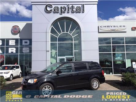 2019 Dodge Grand Caravan CVP/SXT (Stk: P2957) in Kanata - Image 1 of 24