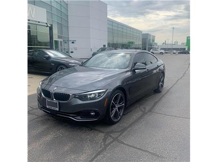 2018 BMW 430i xDrive Gran Coupe (Stk: DB6073) in Oakville - Image 1 of 10