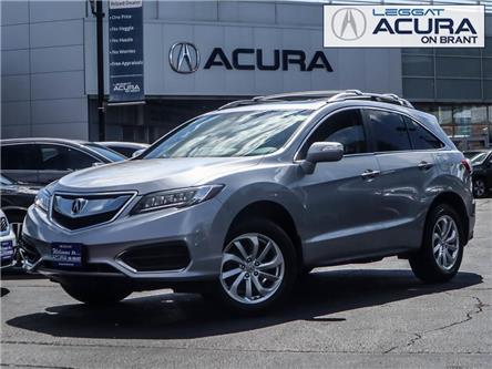 2017 Acura RDX Tech (Stk: 4287) in Burlington - Image 1 of 27