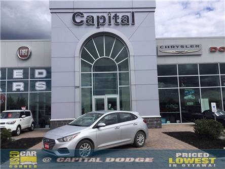 2020 Hyundai Accent Preferred (Stk: P2966) in Kanata - Image 1 of 23