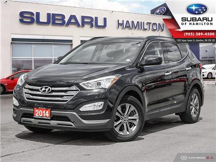 2014 Hyundai Santa Fe Sport 2.4 Premium (Stk: S8391A) in Hamilton - Image 1 of 27