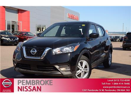 2020 Nissan Kicks S (Stk: 20089) in Pembroke - Image 1 of 25