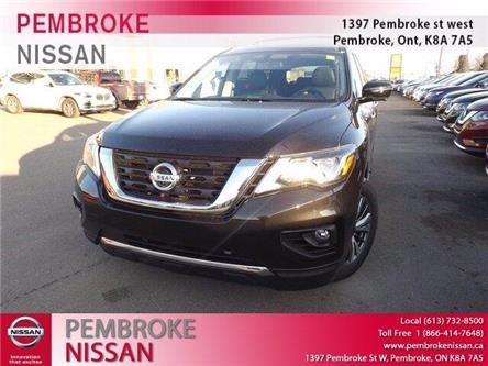2020 Nissan Pathfinder SL Premium (Stk: 20037) in Pembroke - Image 1 of 30