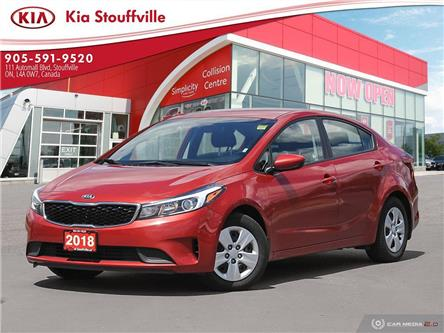 2018 Kia Forte LX (Stk: P0097) in Stouffville - Image 1 of 26