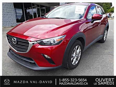 2019 Mazda CX-3 GS (Stk: B1816) in Val-David - Image 1 of 23