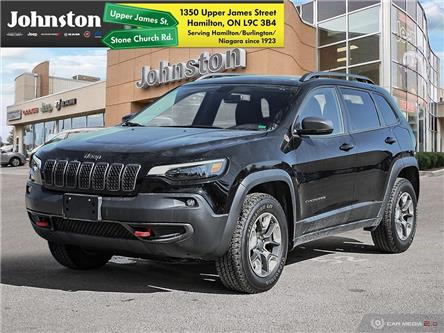 2019 Jeep Cherokee Trailhawk (Stk: 15773A) in Hamilton - Image 1 of 28