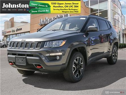 2020 Jeep Compass Trailhawk (Stk: L1170) in Hamilton - Image 1 of 27