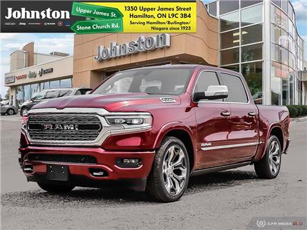 2019 RAM 1500 Limited (Stk: K2405A) in Hamilton - Image 1 of 28