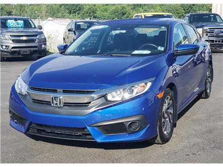 2018 Honda Civic SE (Stk: 10821) in Lower Sackville - Image 1 of 21