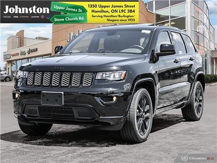 2020 Jeep Grand Cherokee Laredo (Stk: L1222) in Hamilton - Image 1 of 29