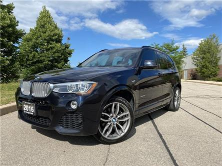 2016 BMW X3 xDrive28i (Stk: B19318-1) in Barrie - Image 1 of 16