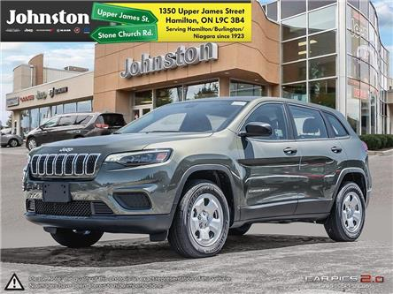 2019 Jeep Cherokee Sport (Stk: K2347A) in Hamilton - Image 1 of 24