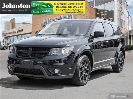 2017 Dodge Journey SXT (Stk: L1137A) in Hamilton - Image 1 of 27