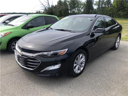 2019 Chevrolet Malibu LT (Stk: MM996) in Miramichi - Image 1 of 8