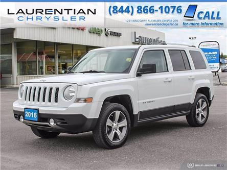 2016 Jeep Patriot Sport/North (Stk: 20113A) in Sudbury - Image 1 of 26